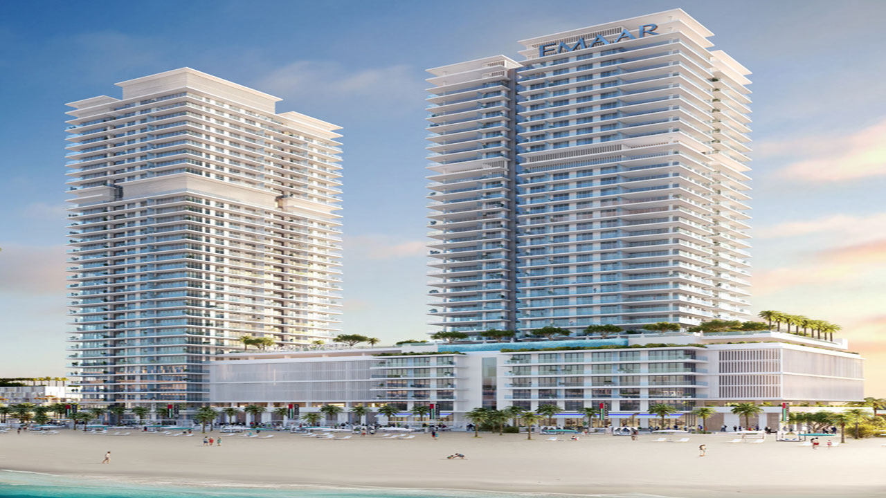 Sunsrise Bay By Emaar amenities